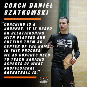 Coach Daniel SZATKOWSKI
