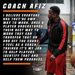 Coach Afiz Olaniyan