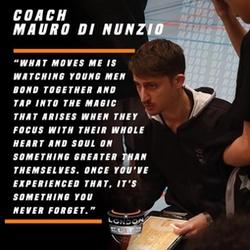 Coach Mauro