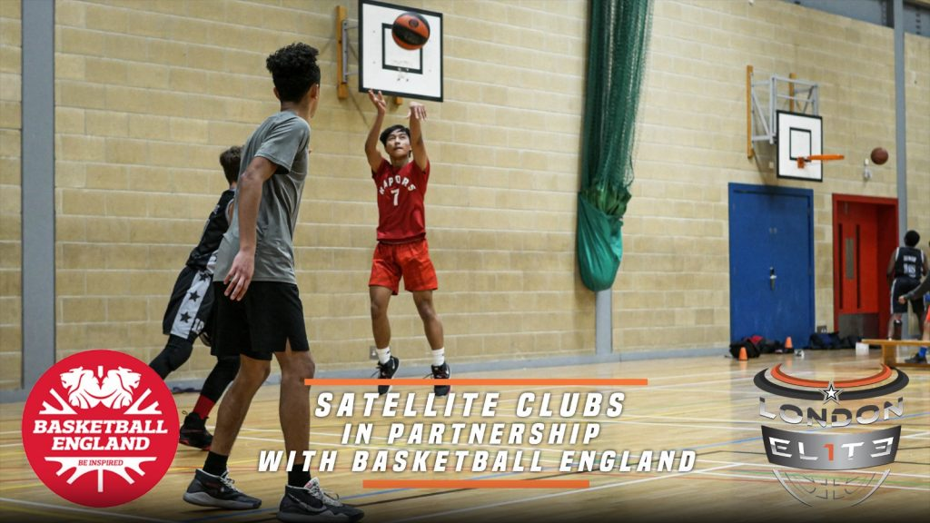 Satellite Basketball Clubs London